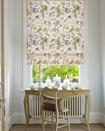 Casa Deco Roman Blinds