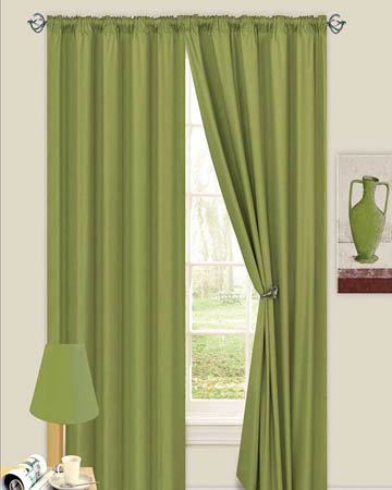 Plains Collection Curtains