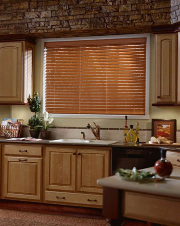 Decora Wood Blinds