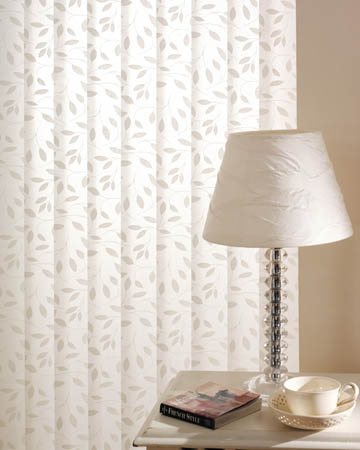 Pattern Vertical Blinds