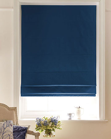 Blue Roman Blinds