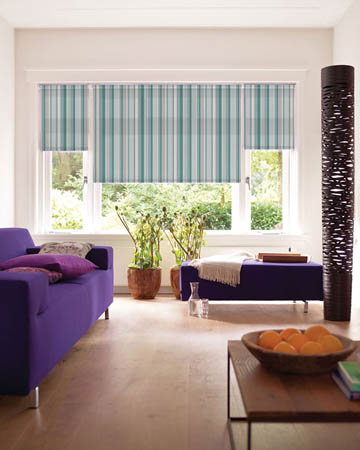 Stripes Roller Blinds