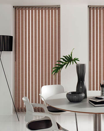 Cordless Vertical Blinds