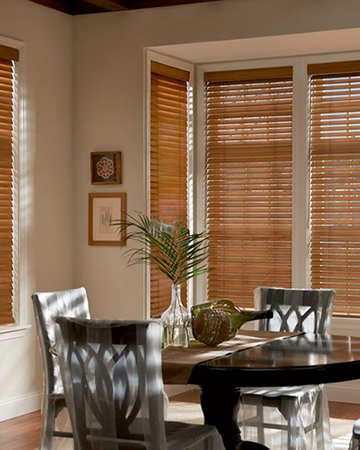 FSC Wooden Blinds