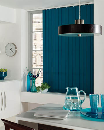Wipeable Vertical Blinds