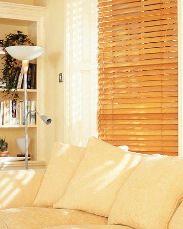 Wooden Ready Made Blinds