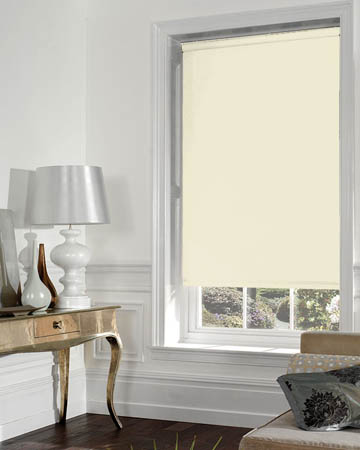Bermuda Cream Blackout Blinds