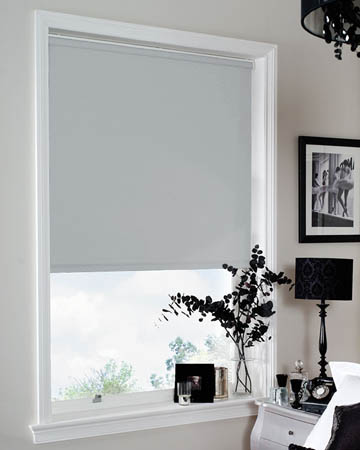 Bermuda Grey Blackout Blinds