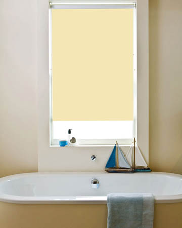Waterproof Beige Blackout Blinds