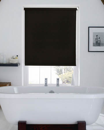 Waterproof Black Blackout Blinds