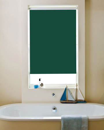 Waterproof Green Blackout Blinds