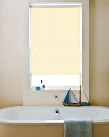 Waterproof Samba Oyster Blackout Blinds