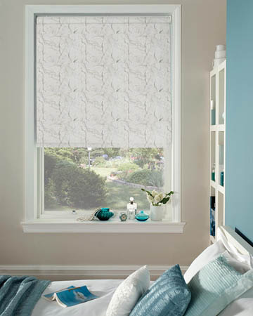Decora Silica Gulf Blackout Blinds