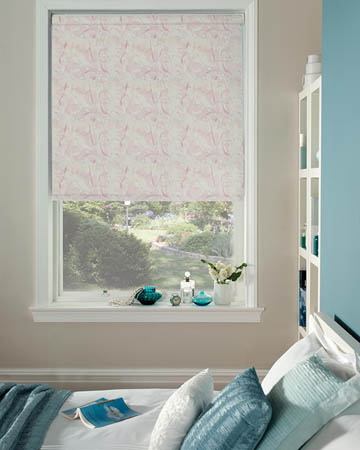 Decora Silica Rose Blackout Blinds