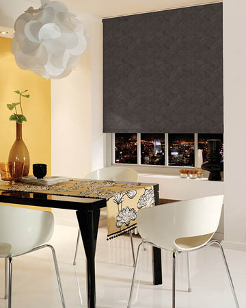 Decora Toro Mocha Blackout Blinds