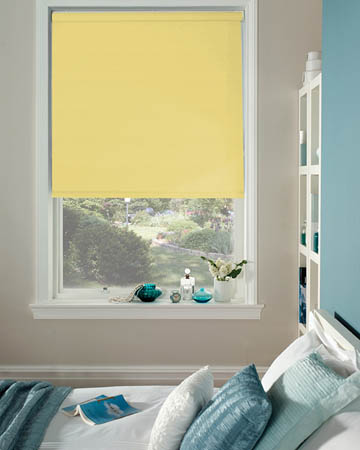 Decora Unilux Buttercup Blackout Blinds