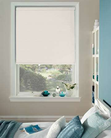 Decora Unilux Cream Blackout Blinds