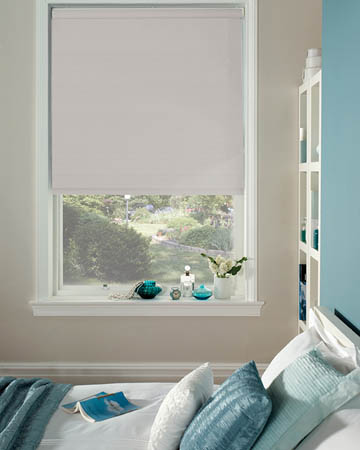 Decora Unilux Grey Blackout Blinds