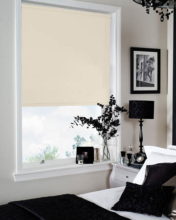 Naturals And Beige Blackout Window Blinds Blinds Uk