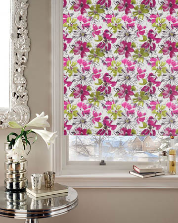Louvolite Bloom Juno Blackout Blinds