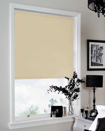 Louvolite Shot Silk Pannacotta Blackout Blinds