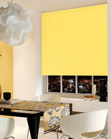 Moonlight Sunflower Blackout Blinds