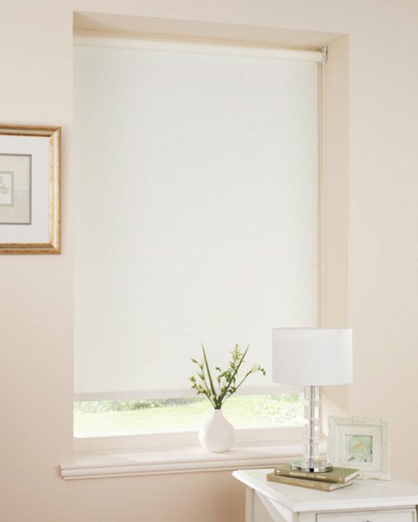 moonlight white blackout blinds. Black Bedroom Furniture Sets. Home Design Ideas