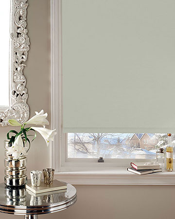 Splendor Grey Blackout Blinds