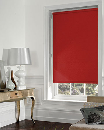 Vitra Flame Blackout Blinds
