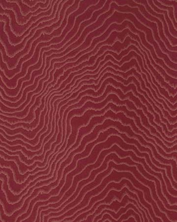 Clarke & Clarke Fiji Crimson Curtains