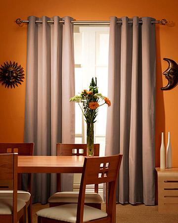 Clarke & Clarke Linoso Linen Curtains