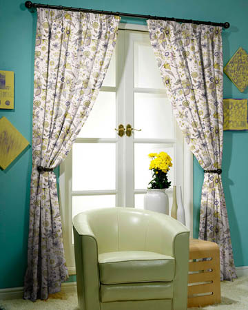 Fantasy Desigual Vert Curtains