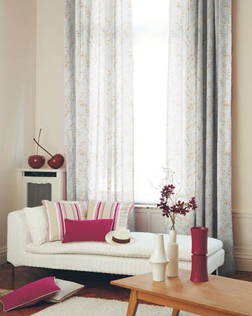 Normandy Garden View Curtains