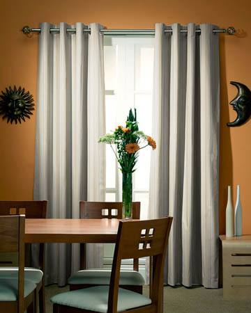 Prestigious Bali Natural Curtains