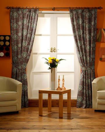 Prestigious Bilbao Mocha Curtains