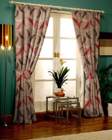 Prestigious Corsica Redwood Curtains