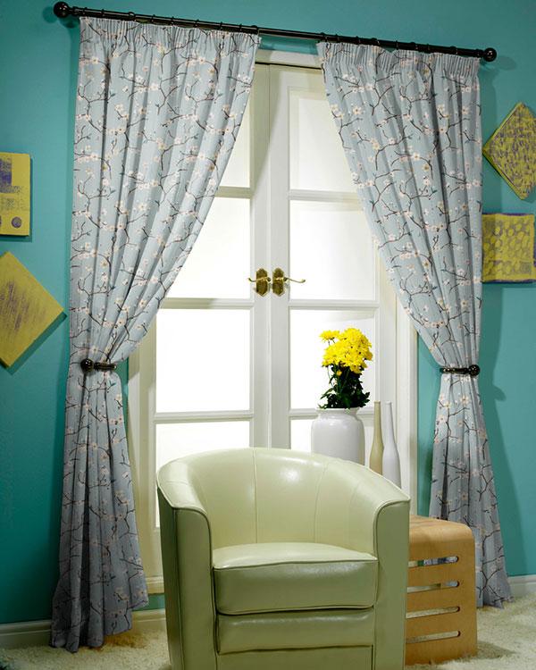 Prestigious Emi Marine Curtains