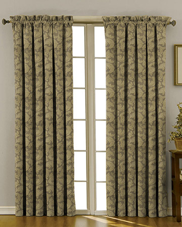 Prestigious Gondola Charcoal Curtains