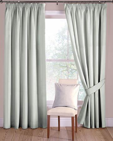 Prestigious Marine Azure Curtains