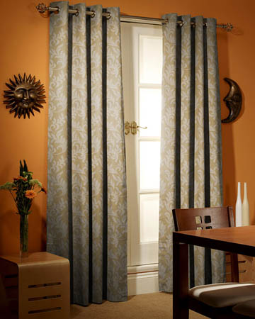 Prestigious Oracle Vellum Curtains