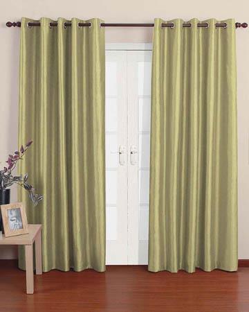 Prestigious Panama Chardonnay Curtains