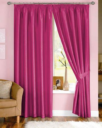Prestigious Panama Damson Curtains
