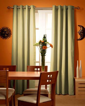Prestigious Panama Mink Curtains
