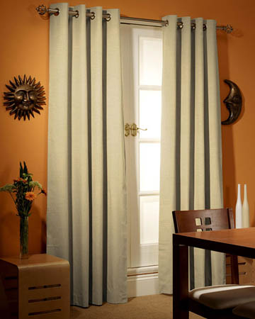Prestigious Panama Oatmeal Curtains