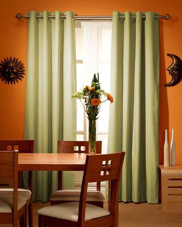 Prestigious Panama Pea Curtains