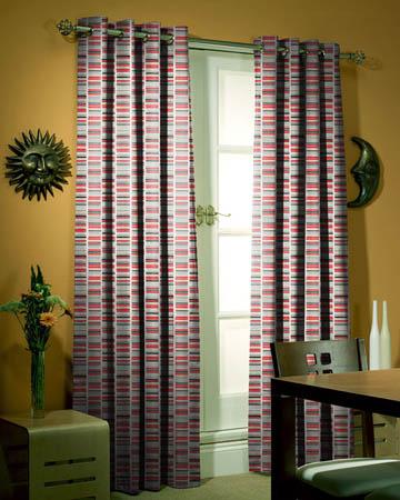 Checks, Striped, Circle Pattern Curtains - Blinds UK