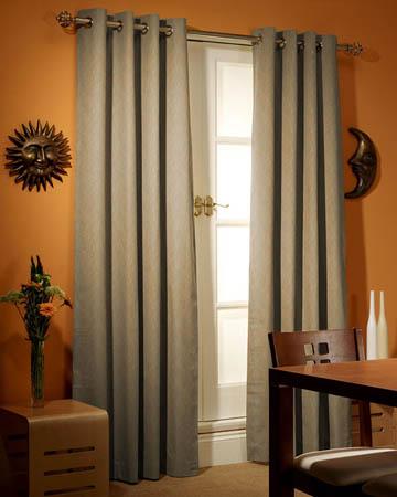 Prestigious Polo Bronze Curtains