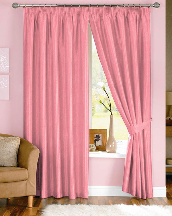 prestigious polo hot pink curtains