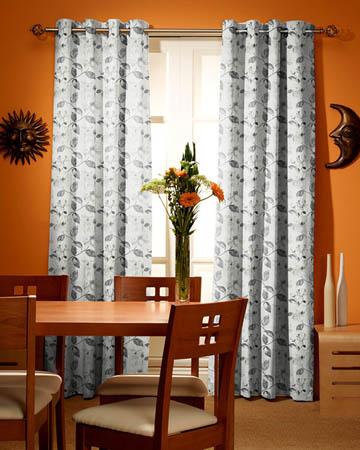 Prestigious Siracusa Graphite Curtains