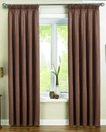 Prestigious Taichung Mocha Curtains